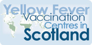 Yellow Fever Centres Scotland